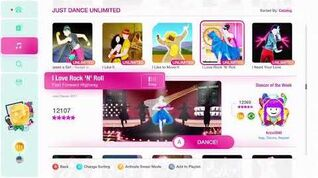 Just Dance 2020 (Unlimited) I Love Rock 'N' Roll 5*'s Gameplay