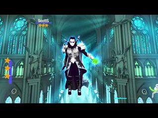 Just Dance 2021 - Lacrimosa - MEGASTAR
