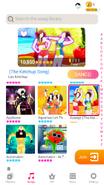 Ketchupsong jdnow menu phone 2020