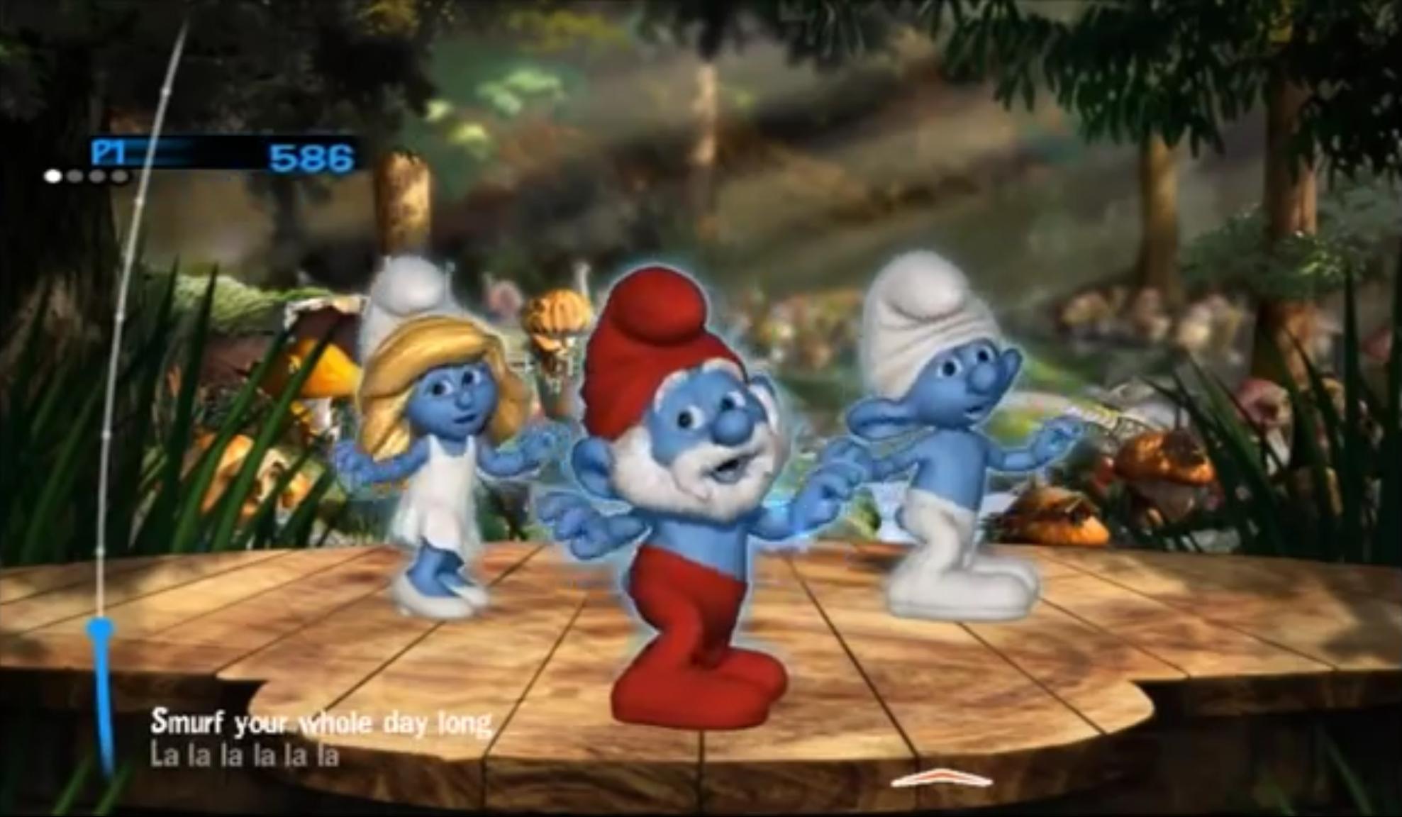 Smurfs (Main Title)