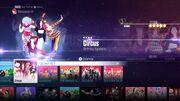 Circus jd2016 menu
