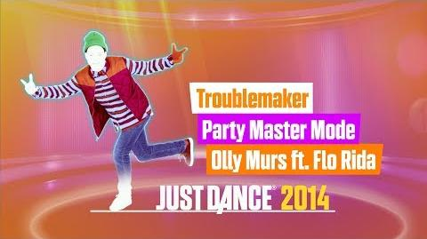 Troublemaker (Party Master Mode) - Just Dance 2014 (Gamepad)