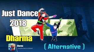 Dharma (Fight Version) - Just Dance 2018