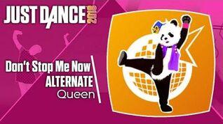Don't Stop Me Now (Panda Version) - Just Dance 2018