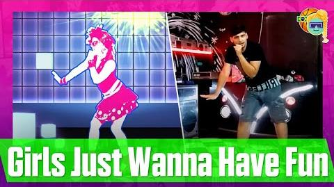 Girls Just Want To Have Fun Megastar Just Dance 2018 (Unlimited)