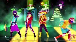JUST DANCE 2017 Y.M.C