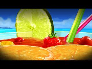 Aserejé (The Ketchup Song) background - Just Dance 4
