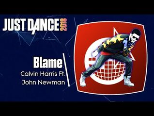 Blame - Just Dance 2018
