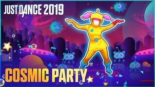 Cosmic Party - Gameplay Teaser 2 (US)