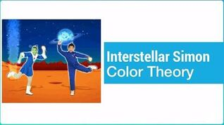 Interstellar Simon by Color Theory