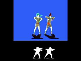 Just Dance 2015 Extract - The Fox (Camp)