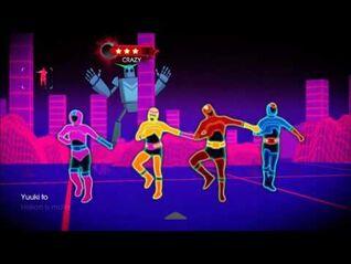 Just Dance 3 Spectronizer
