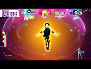Just Dance Now- Don't Wanna Know by Maroon 5 (5 stars)