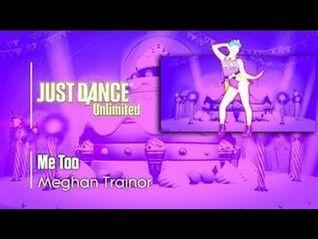 MEGHAN TRAINOR - Me Too -JUST DANCE 2017