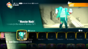 Monstermash jd2018 menu