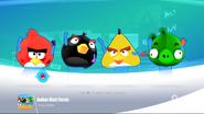 Angrybirds kids coachmenu