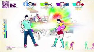 Just Dance Now Shut Up And Dance (5 stars)
