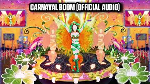 Carnaval Boom (Official Audio) - Just Dance Music