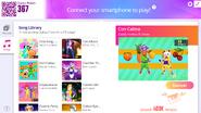 Concalma jdnow menu computer 2020