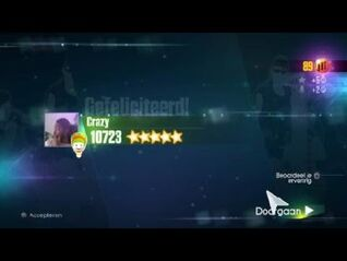 Just Dance 2015 (PS4) - Walk This Way - Mashup - 5 Stars