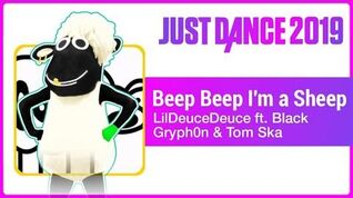 Just Dance 2019 (Unlimited) Beep Beep I'm a Sheep