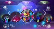 Spectronizerquat jdwii2 menu