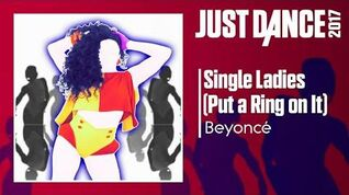 Single Ladies (Put a Ring on lt) - Just Dance 2017
