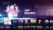 DancingQueen jd2016 menu