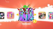 Ghostbusters jd2018 kids menu
