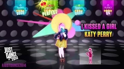 I Kissed a Girl - Gameplay Teaser (US)