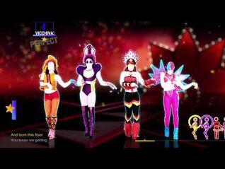 Just Dance 2020- Nicki Minaj - Pound the Alarm (MEGASTAR)