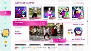 Just Dance 2020 (Unlimited) Gentleman 5*'s Gameplay