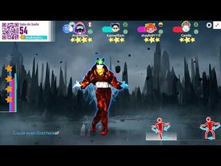 Just Dance Now- all the good girls go to hell by Billie Eilish - Megastar Just Dance 2021