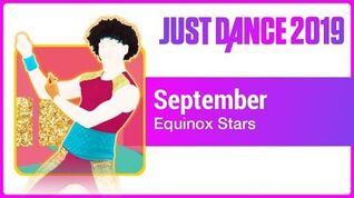 September (Disco Fitness Version) - Just Dance 2019