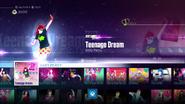 Teenagedream jd2016 menu