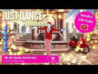 We Speak No Americano - Just Dance 2021