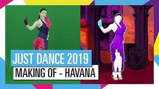 Havana - Behind the Scenes (UK)