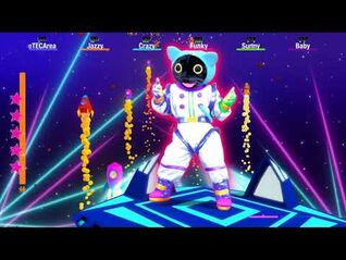 Just Dance 2021 - Space Cat - Coop Mode - Megastar Rating