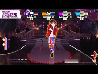 Just Dance Now- Moves Like Jagger by Maroon 5 (5 stars)