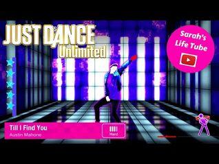 Till I Find You, Austin Mahone - SUPERSTAR, 4-4 GOLD - Just Dance 2015 Unlimited -PS5-