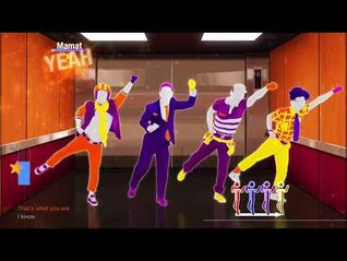 You're the first, The last, My everything Barry White Just Dance 2019 SUPERSTAR 5 stars
