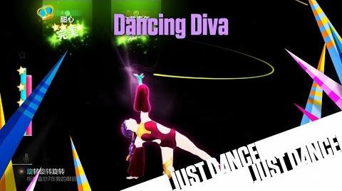 Just Dance 2015 China - Dancing Diva