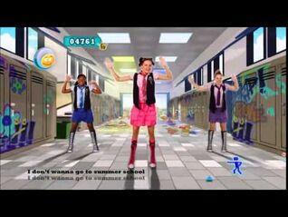Just Dance Kids 2 Summer School