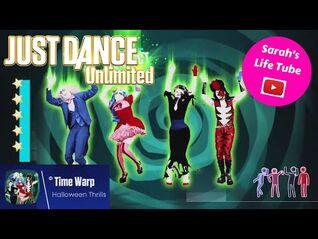 Time Warp - Just Dance 2018