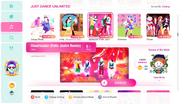 Cheerleader jd2020 menu