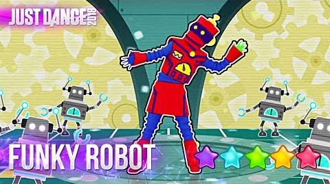Funky Robot - Just Dance 2018 (Kids Mode)