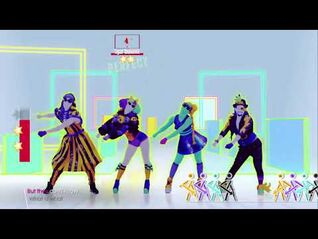 Just Dance® 2018 swish swish