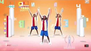 Just Dance 2017 - Alphabet Song - All Perfect
