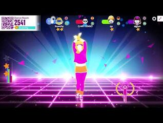 Just Dance Now-Fame-The Girly Team