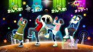 Uchudance promo gameplay